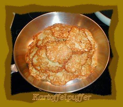 marlis kuechenwelt kartoffelpuffer mit apfelmus