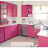 Dekorasi Desain Dapur Hello Kitty Terbaru