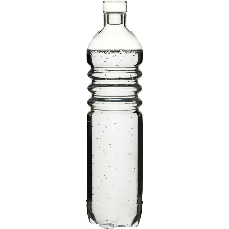 Glass Bottle Looks Like Plastic Water Bottle Clip Art Library