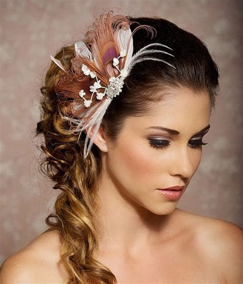 Bridal Hair Accessories: Gilded Shadows   Hair Accessories