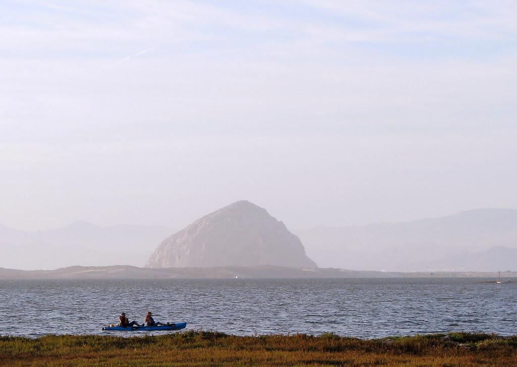 across the estero bay