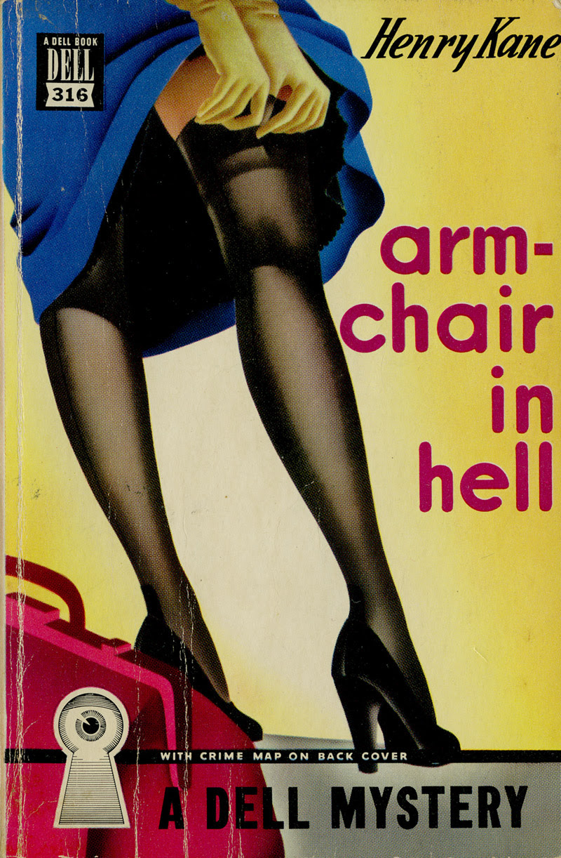 Armchair in Hell_front_tatteredandlost