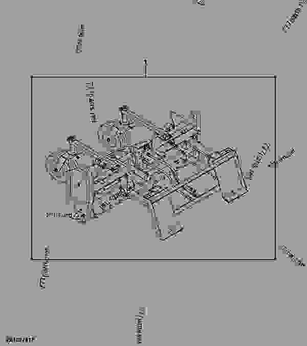 30 John Deere B Parts Diagram
