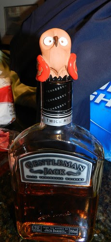 palito and Gentleman Jack