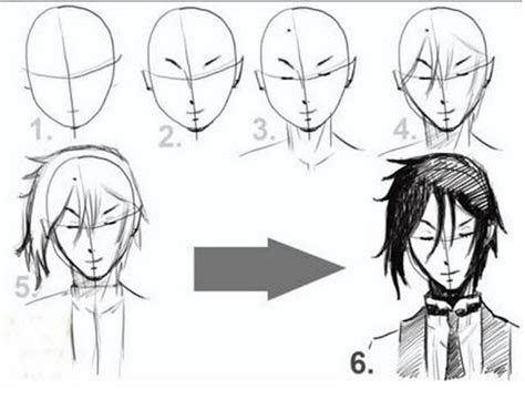 anime drawing tutorial easy steps  apk androidappsapkco