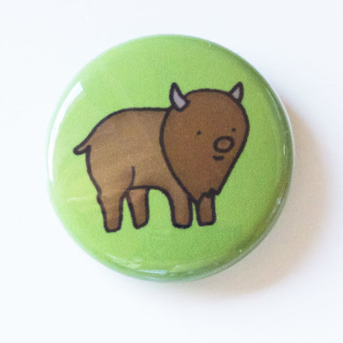 Buffalo - Button 02.03.11