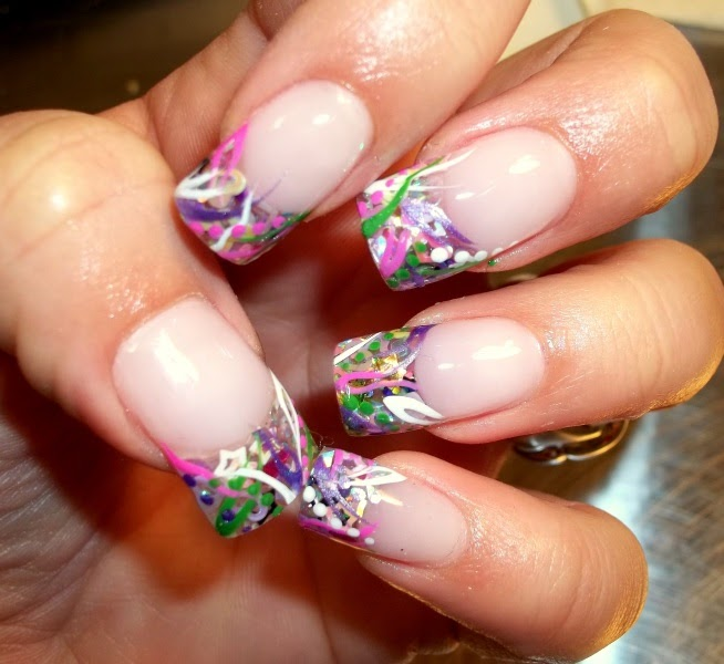 colorful nail designs nail designs 2014 tumblr step by