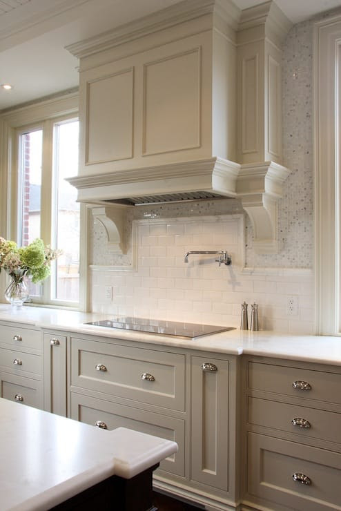 5 Great Neutral Paint Colors for Kitchen Cabinets - Megan ...