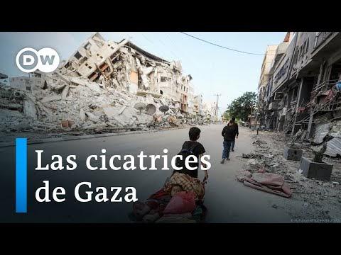 Devastación en Gaza tras el conflicto