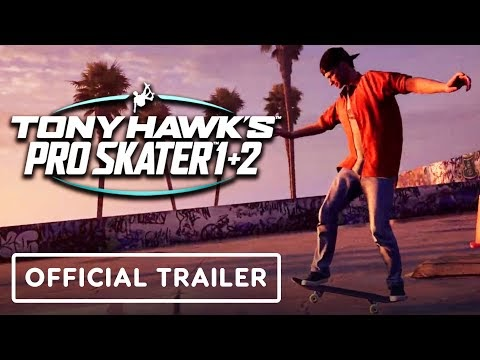 Tony Hawk's Pro Skater 1 and 2 - Official New Skaters Trailer