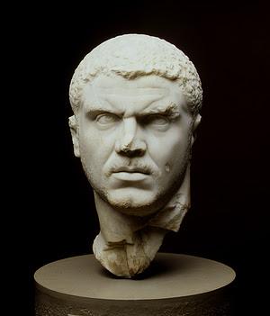 """El emperador romano Caracalla, que construyó los famosos baños, era de origen """"moro"""""""