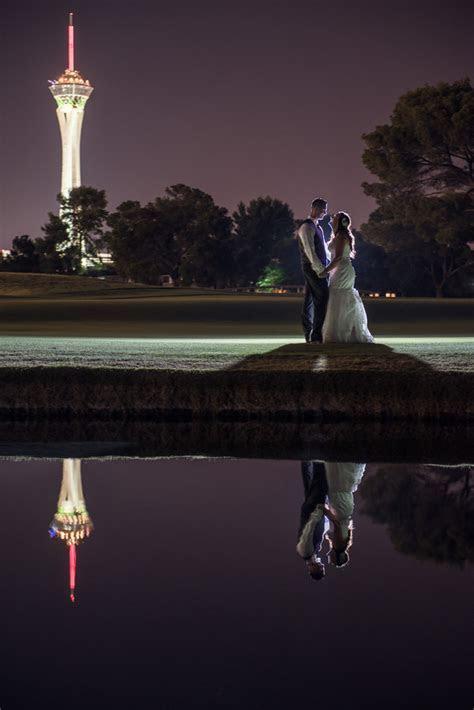 Dazzling Outdoor Wedding at Las Vegas Country Club   Fabio