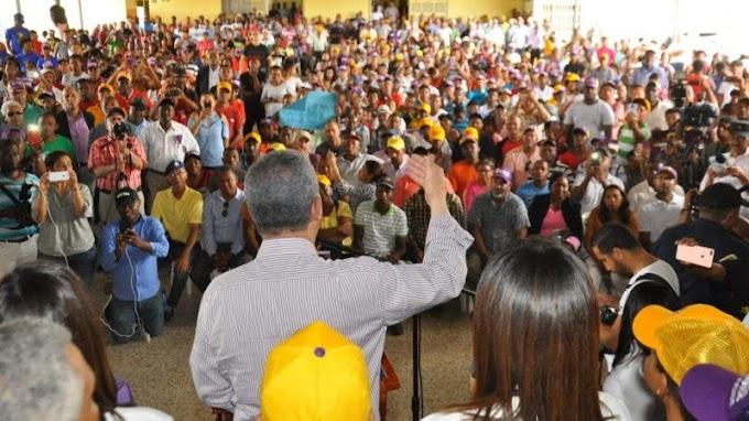 Ex presidente Leonel Fernández considera lamentable y desafortunado incumplimiento de acuerdo relativo a la Cámara de Diputados