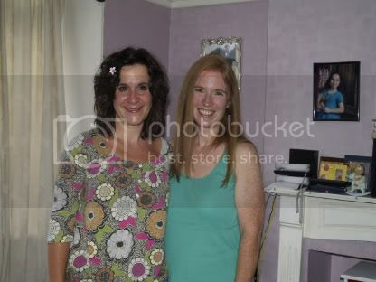 Becky With Abbey Meads Slimming Worlds Paula & new hairstyle