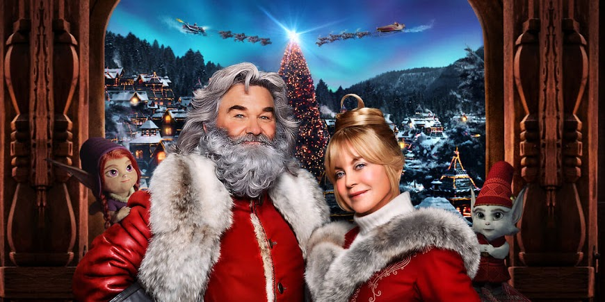 The Christmas Chronicles: Part Two (2020) Movie English Full Movie