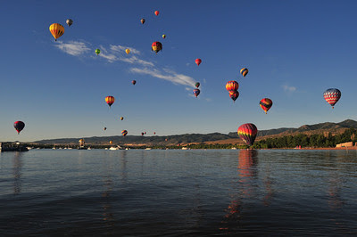 2008 Rocky Mountain Balloon Festival