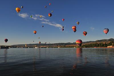 2008 Rocky Mountain Balloon Festival