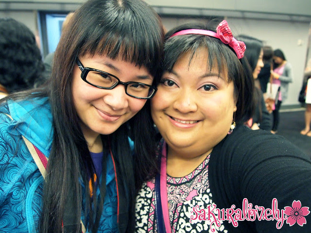 Waiting in Line at IMATS