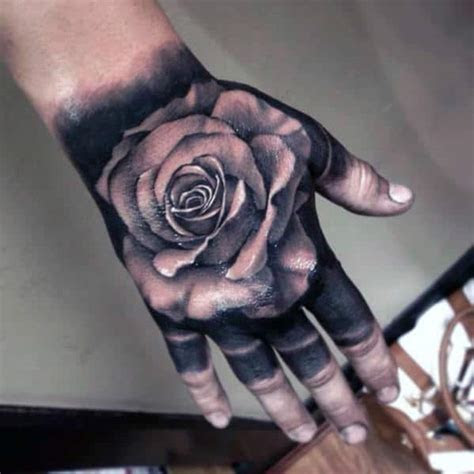 hand tattoo designs men masculine ink ideas