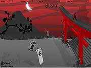 Jogar Ninja hunter blood moon Jogos