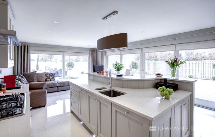 Irish Kitchens, Irish Designed & Built   Newcastle Design