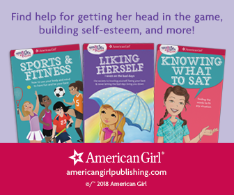 Find help for getting her head in the game, building self-esteem, and more!