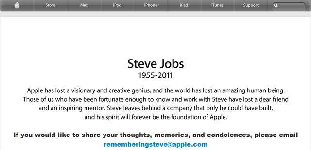 steve - jobs - dead - expires - muwasalat.com - article