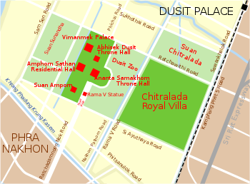 Dusit Palace Bangkok Location Map,Location Map of Dusit Palace Bangkok,Dusit Palace Bangkok Accommodation Destinations Attractions Hotels Map,Dusit Garden Palace Wang Suan Dusit Phra Ratcha Wang Dusit Pak Bangkok Chitralada Royal Villa Abhisek Dusit Throne Hall Vimanmek Mansion Amphorn Sathan Residential Hall Ananta Samakhom Throne Hall map photos pictures