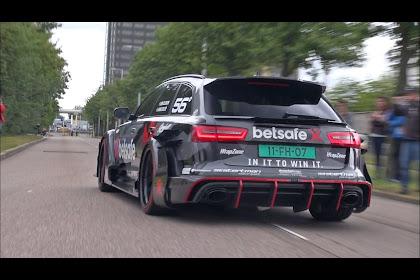 Audi 1000hp