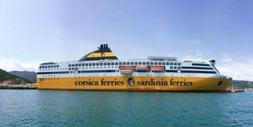 corsica ferries se lanza a las islas baleares con el pascal lota. Black Bedroom Furniture Sets. Home Design Ideas