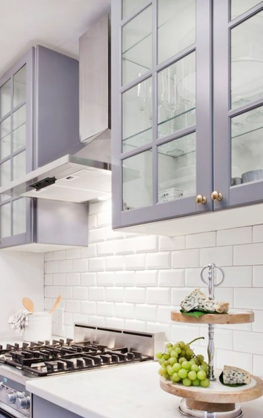 Paint Colors For Kitchen Cabinets: Popular Painted Kitchen ...