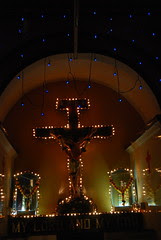 Christ Hangs Even on Xmas Day by firoze shakir photographerno1