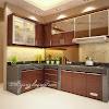 Dekorasi Desain Dapur L Terbaru
