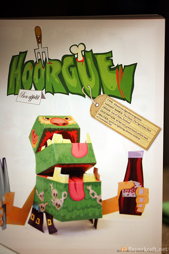 Papertoy Monsters Book 010