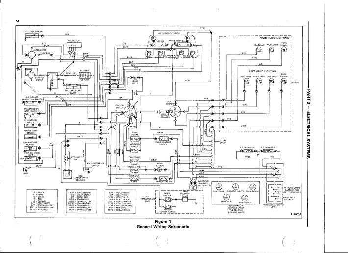 31 Ford 555b Backhoe Parts Diagram