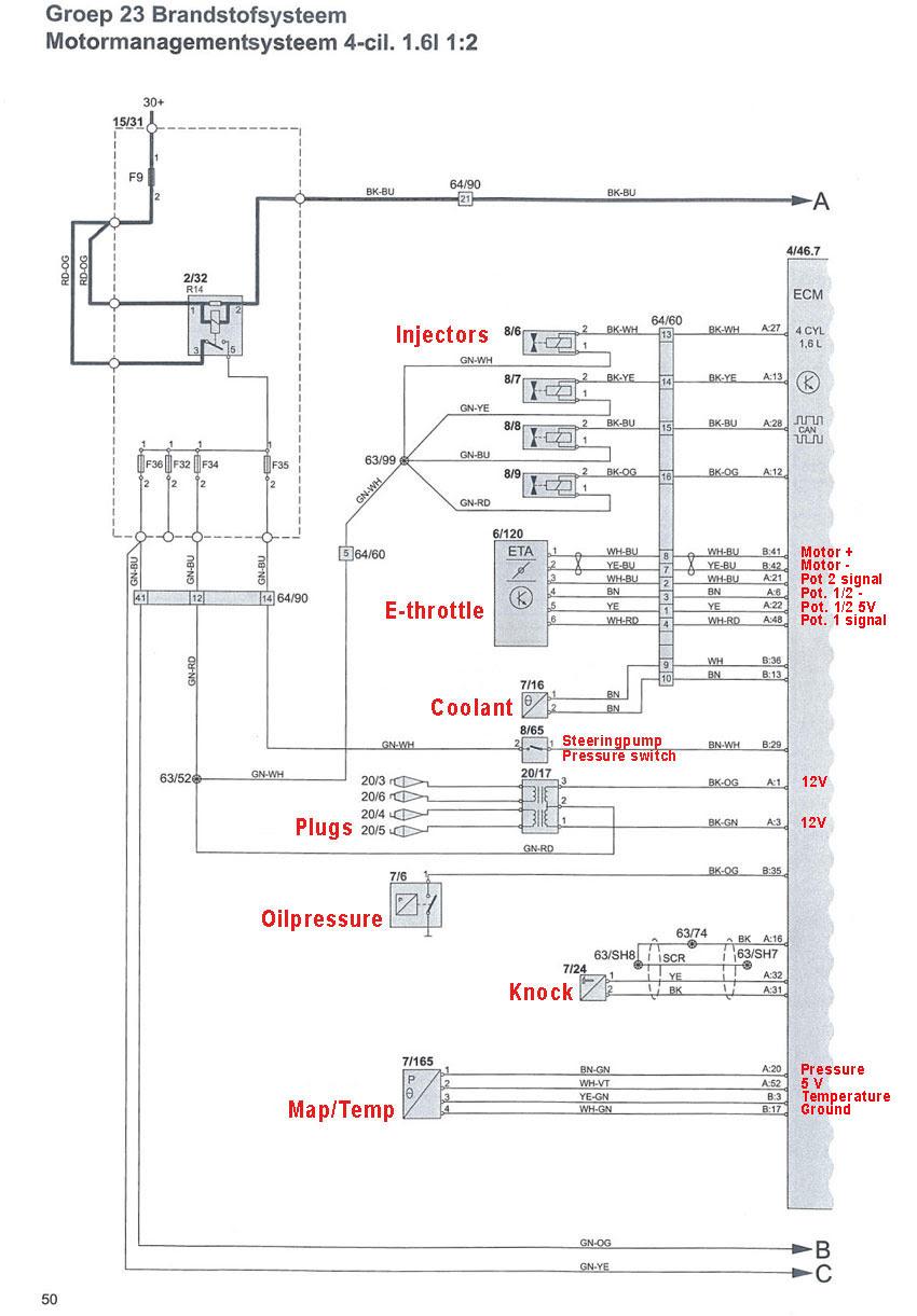 Volvo C30 Engine Diagram