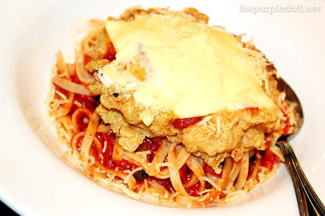 Chicken Parmesan P299