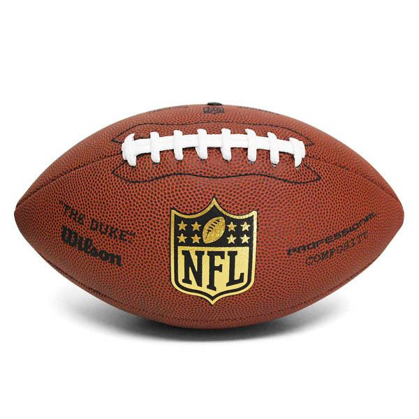MLB NBA NFL Goods Shop  Rakuten Global Market: Replica Game ball and The Duke Wilson NFL Official
