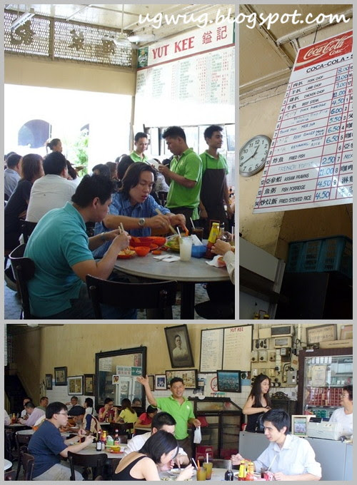 Yut Kee Lunchtime