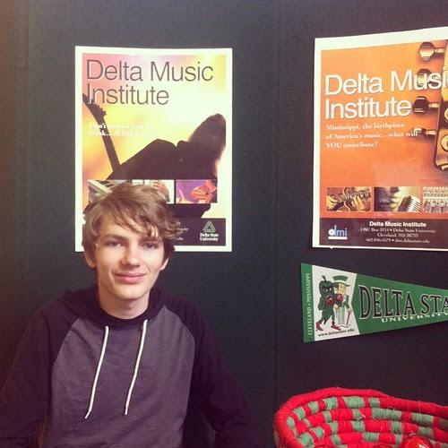 Planning for the day. #dsubound #dmi #deltamusicinstitute #deltastateuniversity