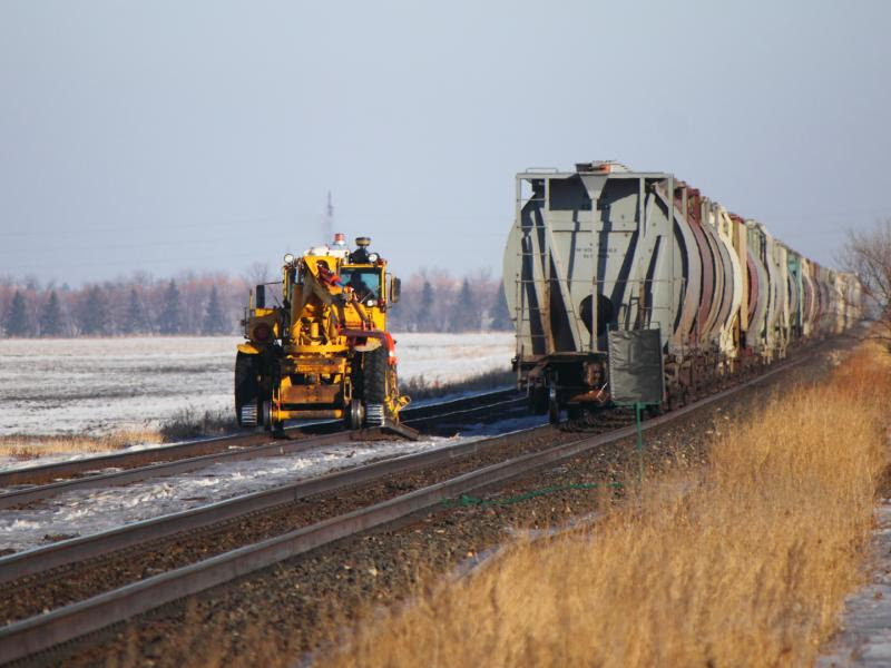 Pettibone and Train
