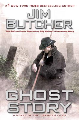 Jim Butcher - Ghost Stories okładka