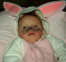 Sam the Bunny- Halloween 2007