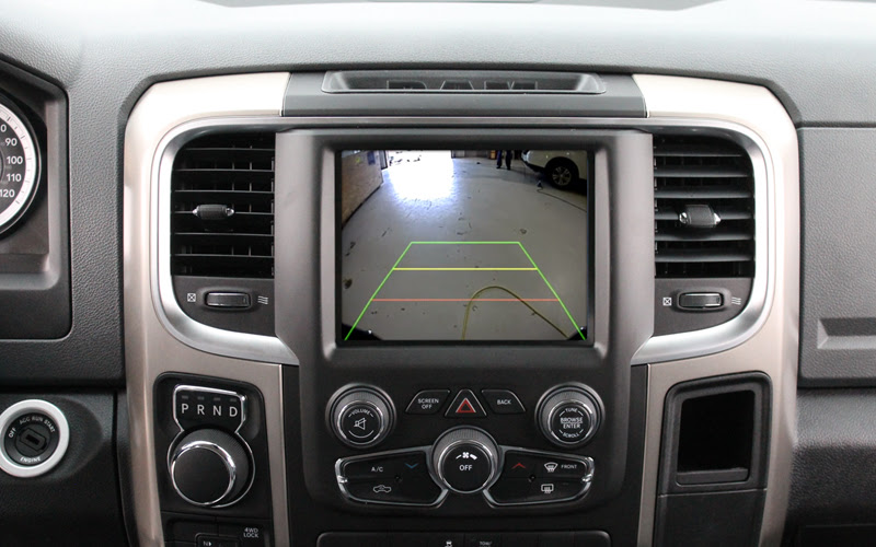 Add A Camera To Your Cars Original Lcd Screen