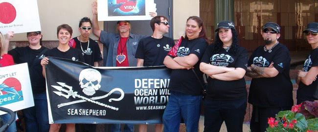 32 LIST PROTEST SEASHEPHERDS