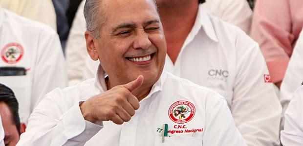 Manlio Fabio Beltrones, legislador. Foto: Germán Canseco