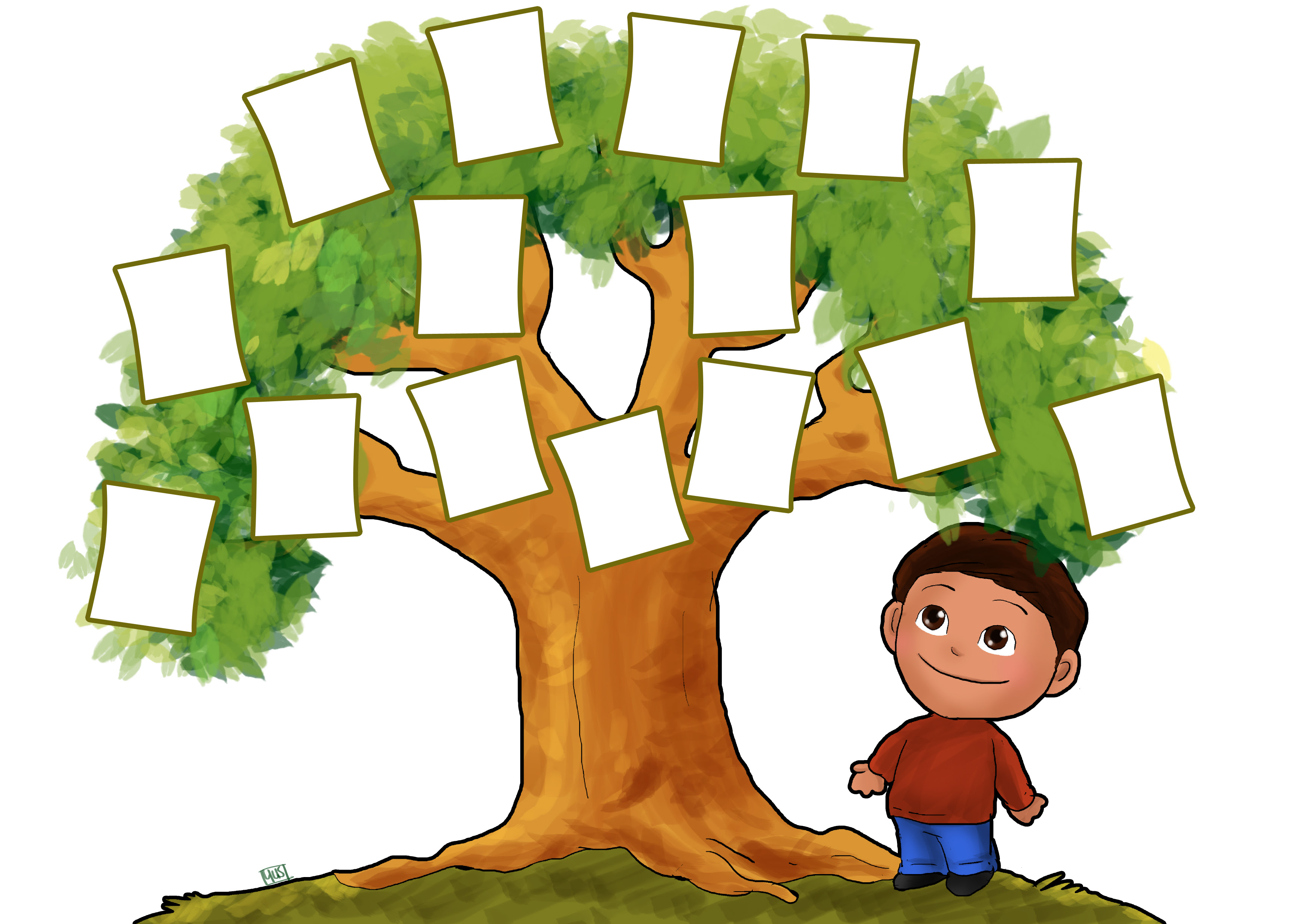 3 Reasons Why A Family Tree Is Important For Your Children Guest