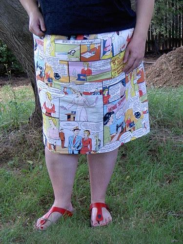 Skirt # 4