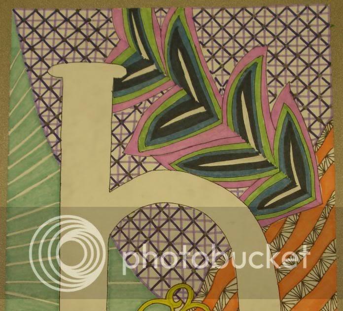 amy u0026 39 s artsy adventures  monogram letter designs