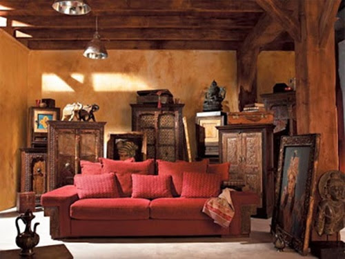 15 Interior Design Ideas for Indian Style Living Room ...